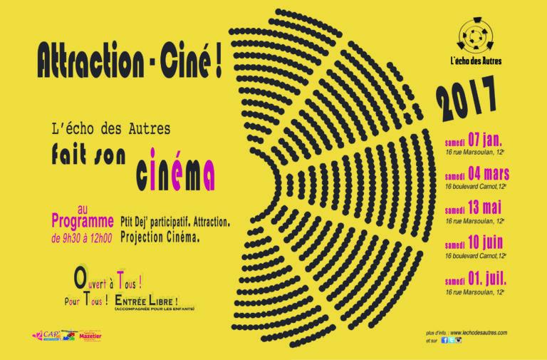 Attraction Ciné